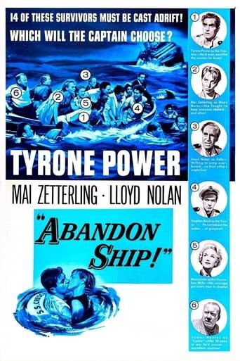 Poster of Abandon Ship