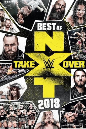 Poster of WWE Best of NXT TakeOver 2018
