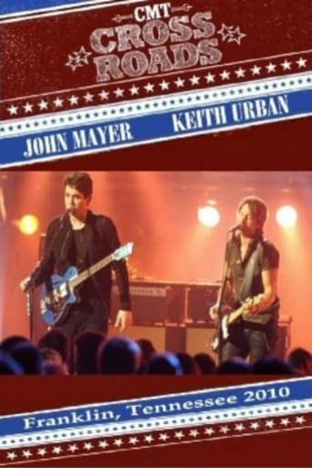 Poster of CMT Crossroads - John Mayer & Keith Urban 2010