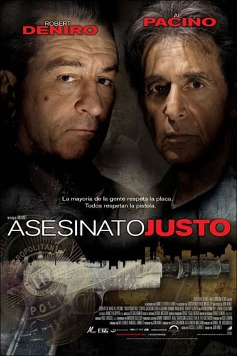 Poster of Asesinato justo