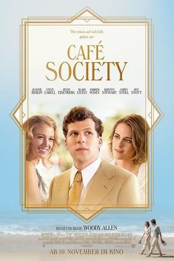 Filmplakat von Café Society