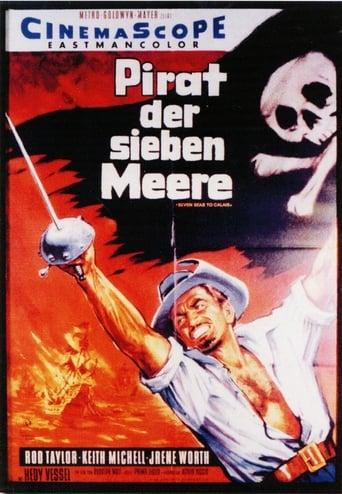 Filmplakat von Pirat der sieben Meere