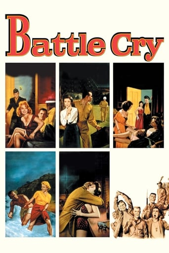 Poster of Battle Cry