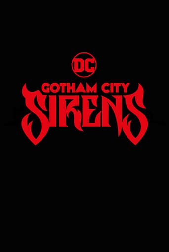 Poster of Gotham City Sirens
