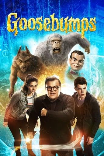 Poster of Goosebumps