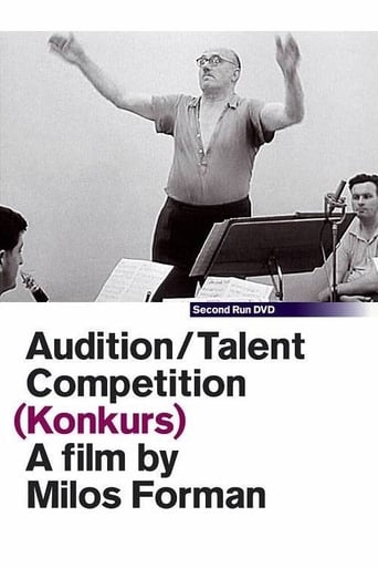 Poster of Audition/Talent Competition