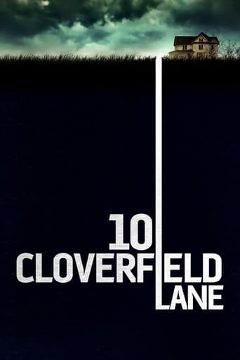Poster for 10 Cloverfield Lane