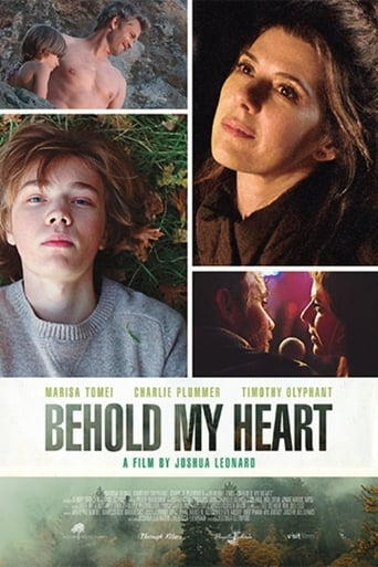 Poster of Behold My Heart