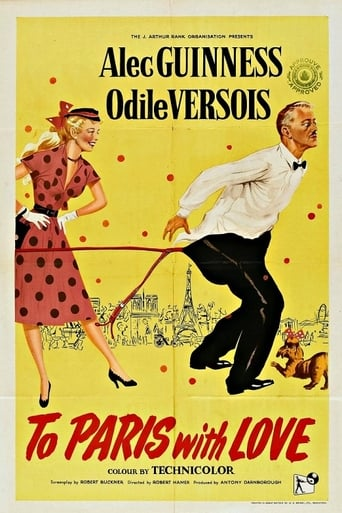 Poster of To Paris with Love