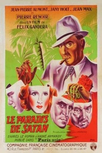 Poster of Satan's Paradise