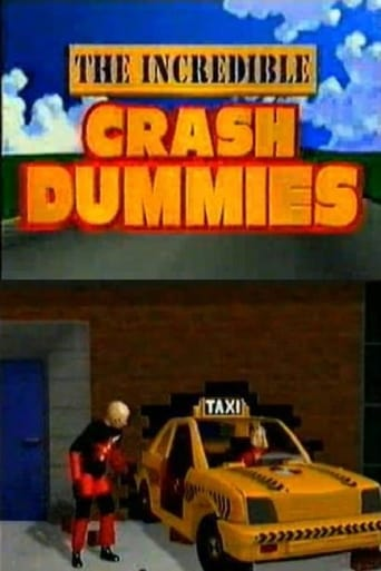 Poster of The Incredible Crash Dummies