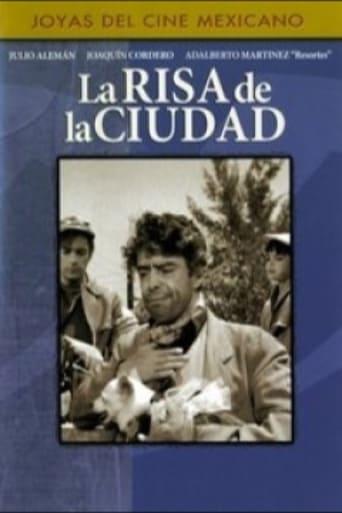 Poster of La risa de la ciudad