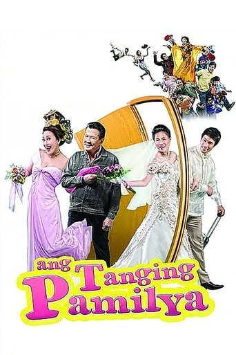 Poster of Ang Tanging Pamilya (A Marry-Go-Round!)