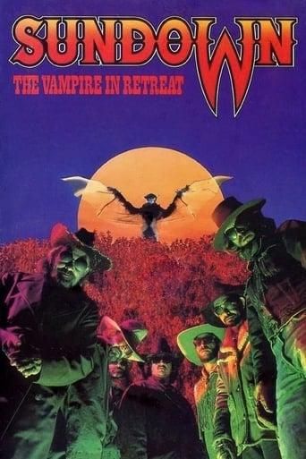 Poster of Sundown: The Vampire in Retreat