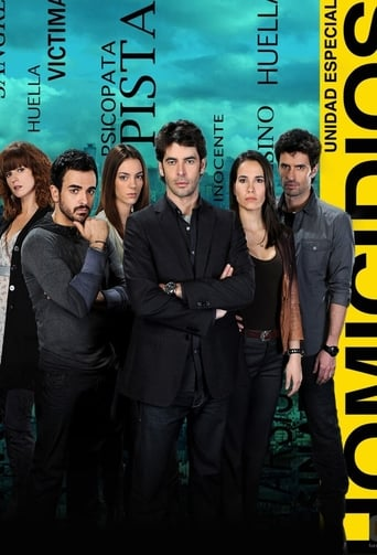 Poster of Homicides