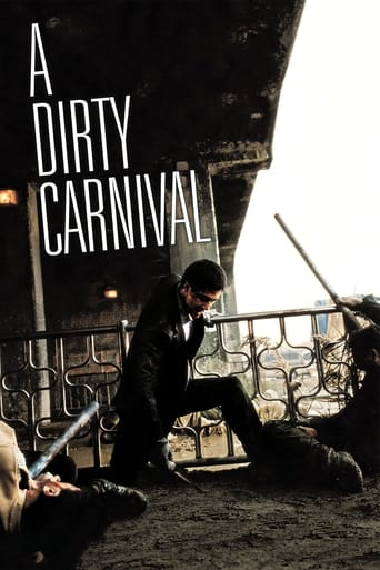 Poster of A Dirty Carnival