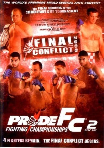 Pride Final Conflict 2005
