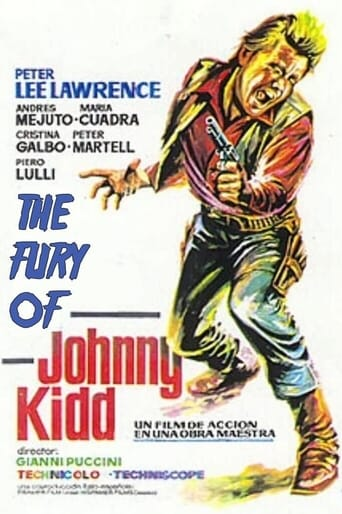 Poster of Fury of Johnny Kid