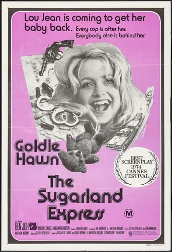Poster of The Sugarland Express