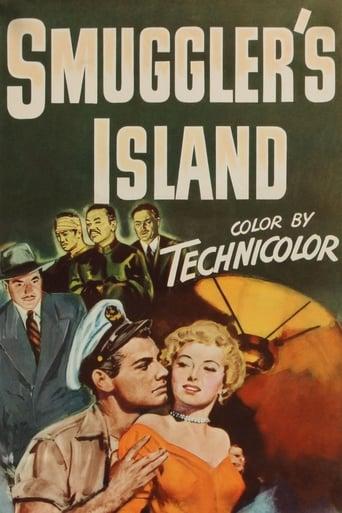 Poster of Smuggler's Island