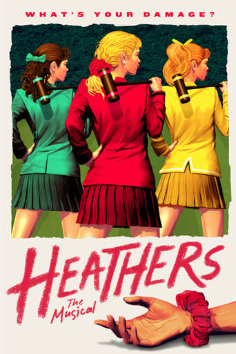 Poster of Heathers: The Musical