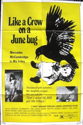 Poster of Like a Crow on a June Bug