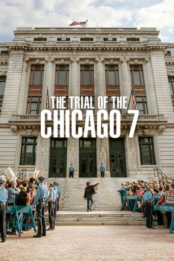 Poster of The Trial of the Chicago 7