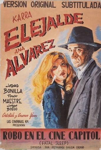 Poster of Robo en el cine Capitol