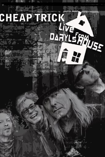 Poster of Cheap Trick: Live from Daryl's House