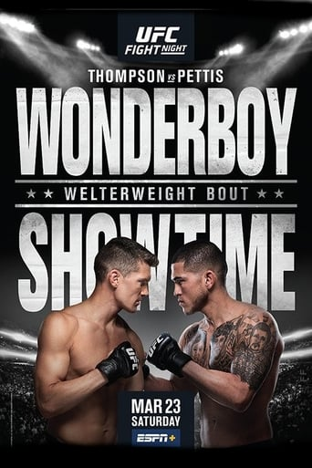 Poster of UFC Fight Night 148: Thompson vs. Pettis