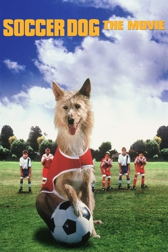 Poster of Soccer Dog: The Movie