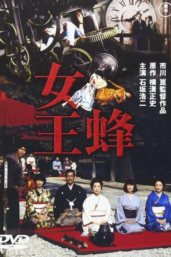 Poster of 女王蜂