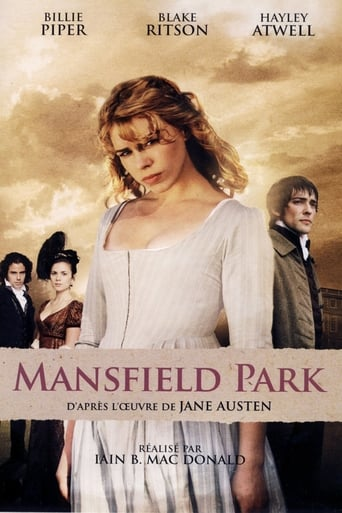 Poster of Mansfield Park