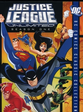 How old was Morena Baccarin in Justice League Unlimited