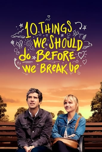 Poster of 10 Things We Should Do Before We Break Up
