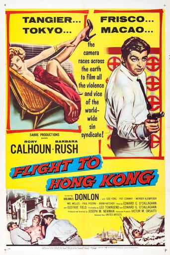 Flight to Hong Kong