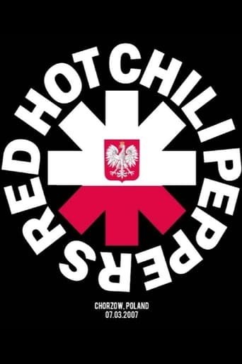 Poster of Red Hot Chili Peppers : Live in Poland