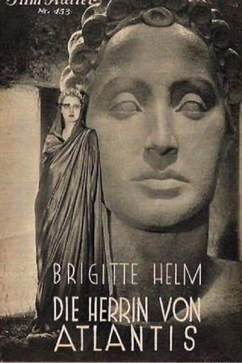 Poster of Die Herrin von Atlantis