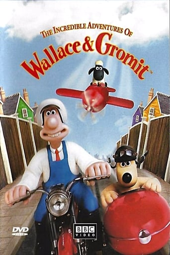 Poster of The Incredible Adventures of Wallace & Gromit