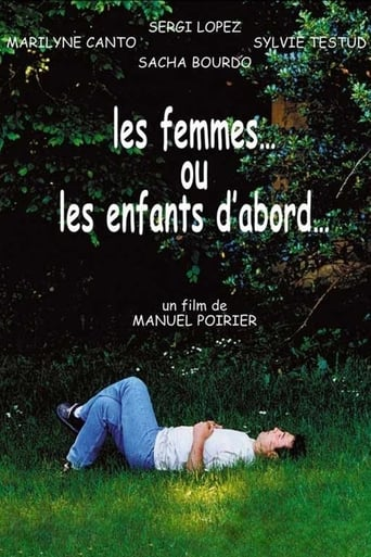 Poster of Women or Children First