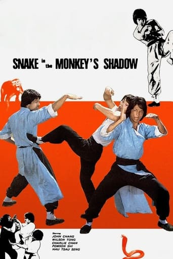 Poster of Snake in the Monkey's Shadow