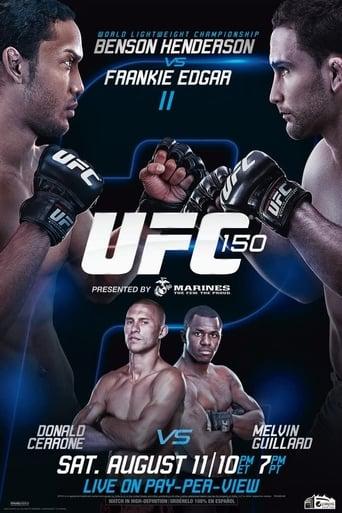 Poster of UFC 150: Henderson vs. Edgar II