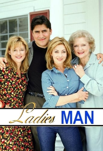 Poster of Ladies Man