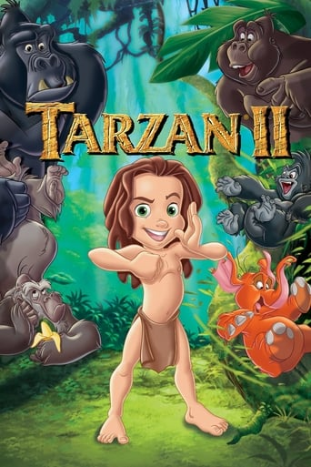 Poster of Tarzan II