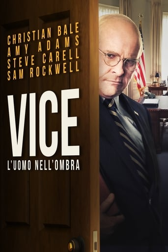 Poster of Vice - L'uomo nell'ombra