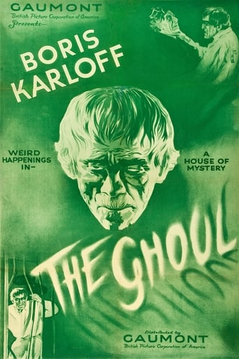 Poster of The Ghoul