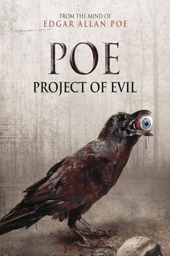 Poster of P.O.E. : Project of Evil