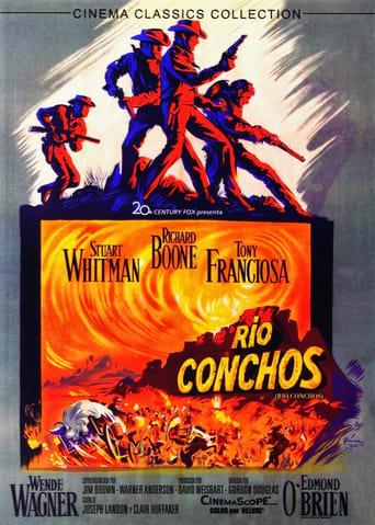 Poster of Rio Conchos