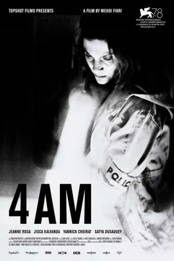 Poster of 4 AM