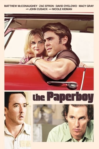 Poster of The Paperboy